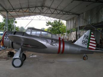 二战(P-32A)模型